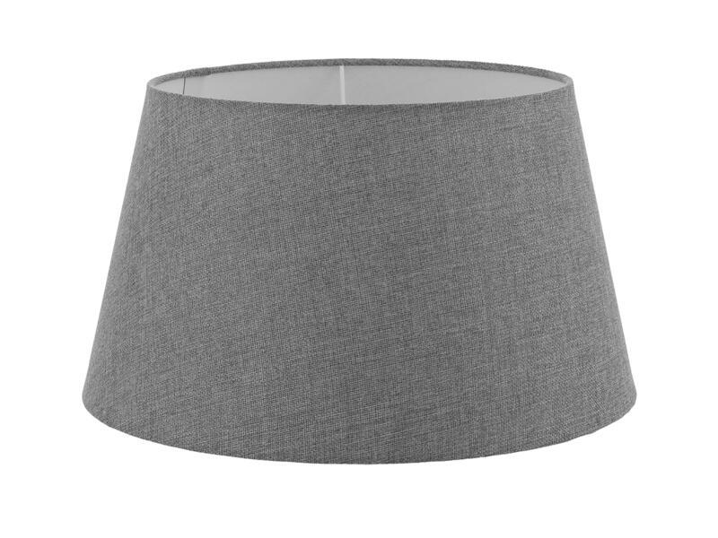 Eglo 1+1 Vintage abat-jour E27 40cm gris