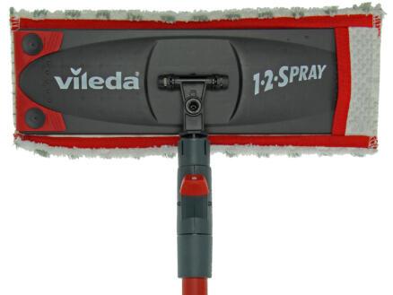 Vileda 1-2 Spray vadrouille à vaporisateur plate