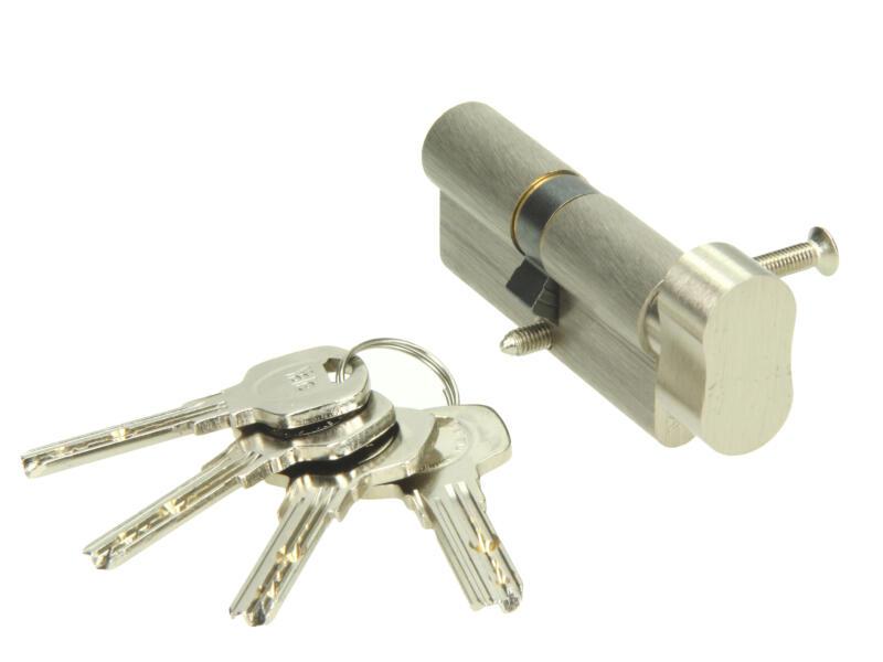 Yale 1000 knopcilinder 35/35 70mm
