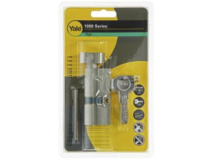 Yale 1000 knopcilinder 70mm 30/40
