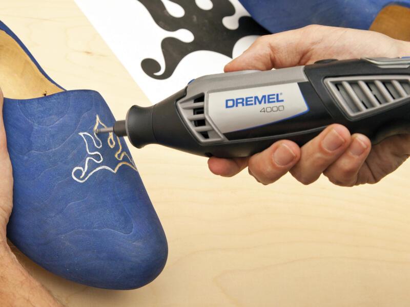 Dremel 118JA frees HSS 3,2mm speervorm