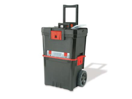 Keter 2-en-1 servante mobile 42x29x62,5 cm