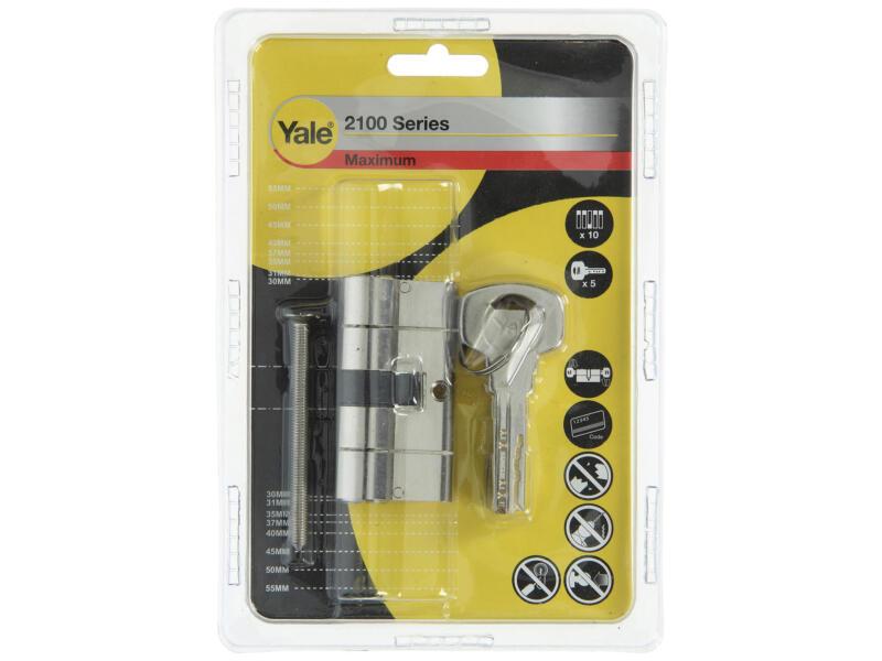 Yale 2100 30/30 profielcilinder 60mm