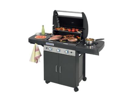 Campingaz 3 Series Classic LS Plus gasbarbecue zwart