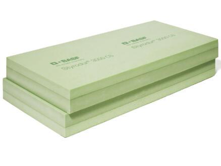 Styrodur 3000 CS isolatieplaat 125x60x6 cm R1,8