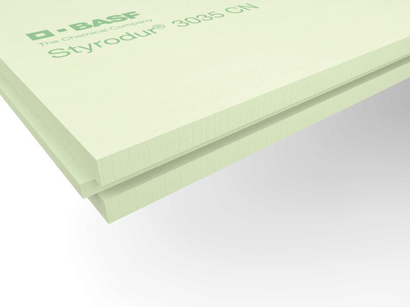 Styrodur 3035 CNE panneau isolant 250x60x5 cm R1,45