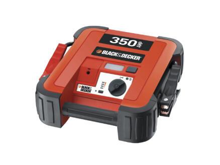 Black+Decker 350A jumpstarter 12V 200A