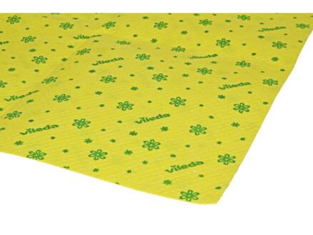 Vileda 3D dweil 60x50 cm geel 2 stuks