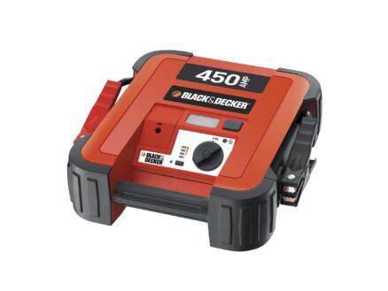 Black+Decker 450A jumpstarter 12V 300A
