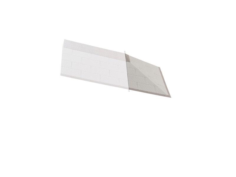 Secucare 5-1 uitbreiding modulaire drempelhulp zijwaarts oprijden 25-40 mm 125x69cm L/R