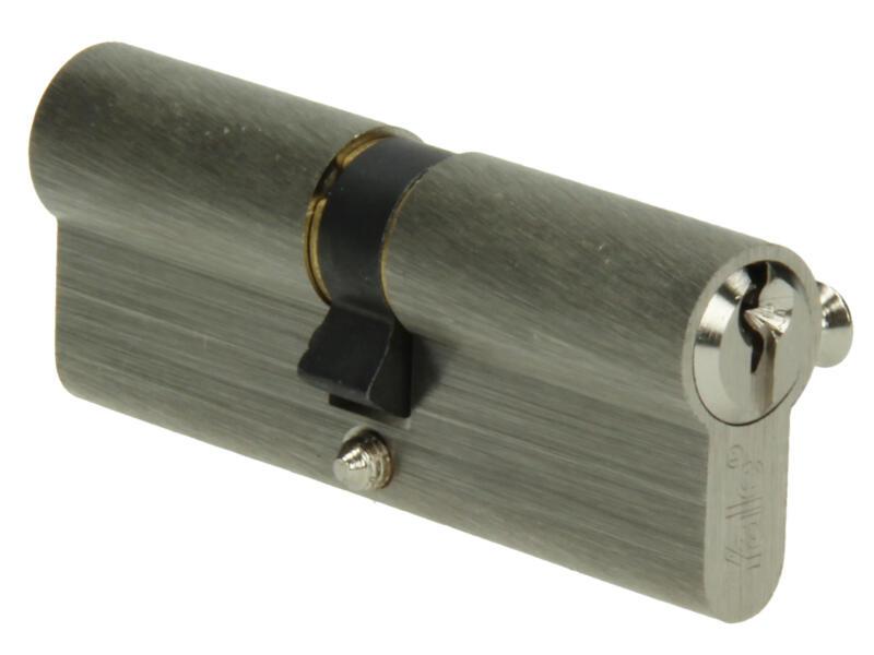 Yale 500 40/40 cylindre de porte profilé 80mm