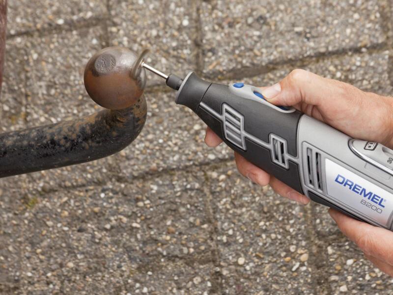 Dremel 535JA brosse en laiton plate 19mm 2 pièces