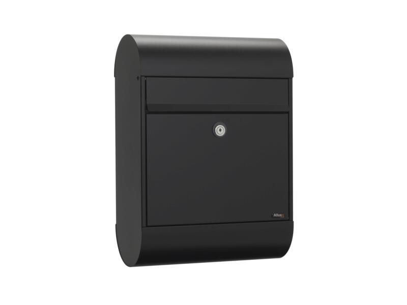 Allux 6000 SK boîte aux lettres eurolock acier galvanisé noir