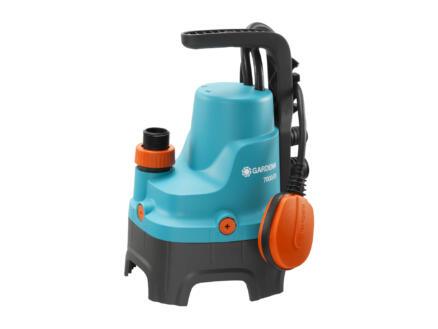 Gardena 7000/D pompe vide-cave 300W eau chargée