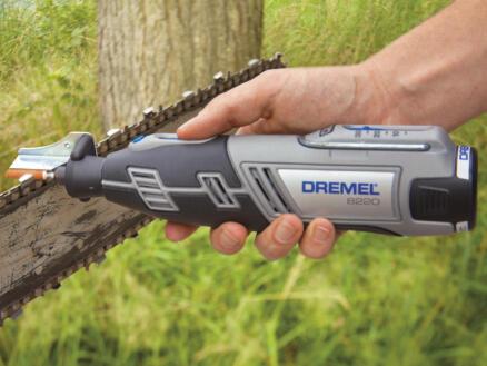 Dremel 8220JA outil rotatif multifonction sans fil 12V + 5 accessoires