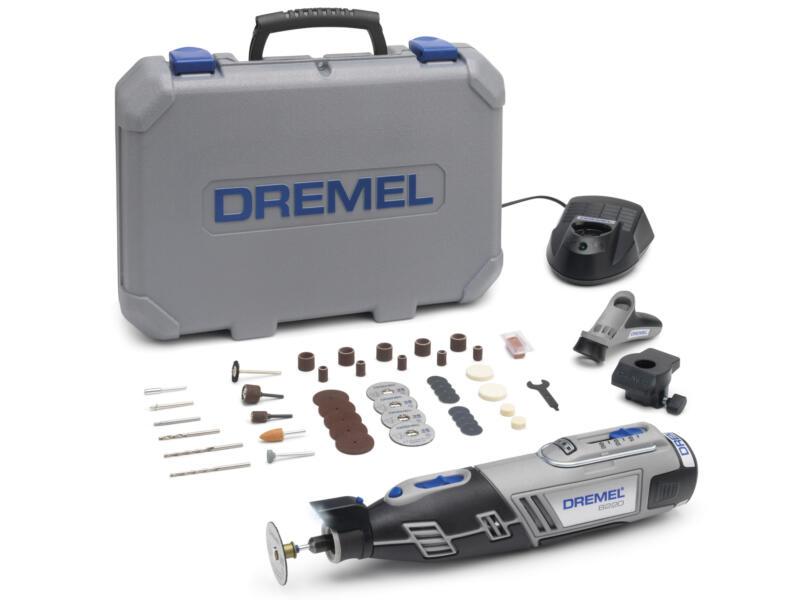 Dremel 8220JF outil rotatif multifonction sans fil 12V + 45 accessoires