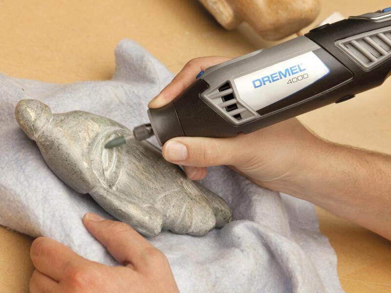 Dremel 83322JA meule à rectifier flamme 3,2mm