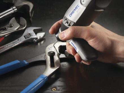 Dremel 9901 frees HM 3,2mm cilindervorm