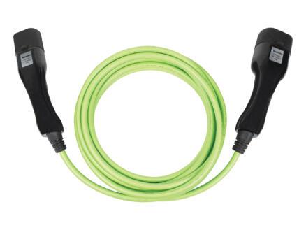 Blaupunkt A1P16AT2 type 2 câble de charge 250V 16A pour voiture électrique