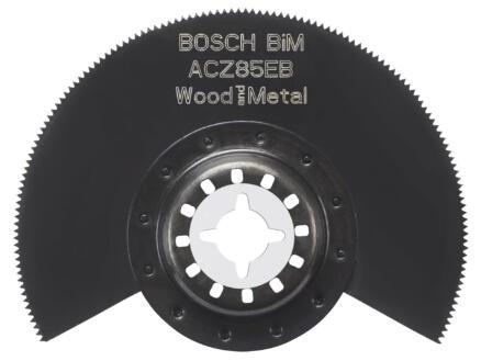 Bosch Professional ACZ 85 EB segmentzaagblad BIM 85mm hout/metaal