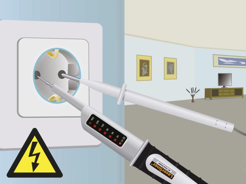 Laserliner ACtive-Tester testeur électrique