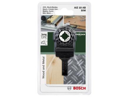 Bosch AIZ 10 AB invalzaagblad BIM 10mm hout/metaal