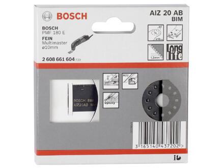 Bosch Professional AIZ 20 AB invalzaagblad BIM 20mm hout/metaal