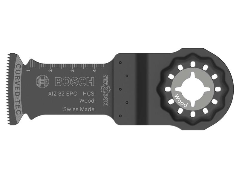 Bosch Professional AIZ 32 EPC lame de scie plongeante HCS 32mm bois