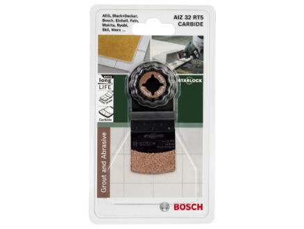 Bosch AIZ 32 RT5 lame de scie plongeante carbure 32mm fibre de verre