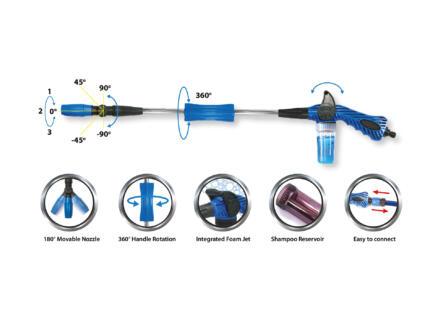 Pingi AP-3S Premium Aquablaster Pro spuitpistool
