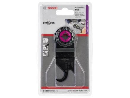 Bosch Professional ASZ 32 SC lame multifonction HCS