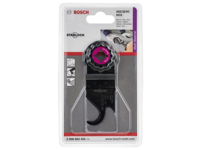 Bosch Professional ASZ 32 SC universeel mes HCS