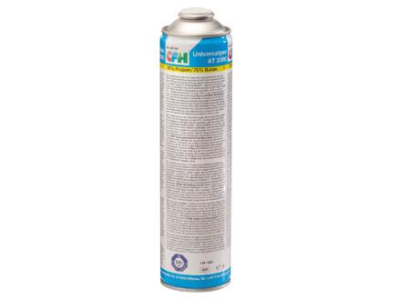 CFH AT2000 cartouche de gaz universelle 330g