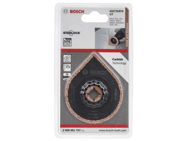 Bosch Professional AVZ 70 RT4 tegelspecie- en tegellijmverwijderaar Carbide-RIFF