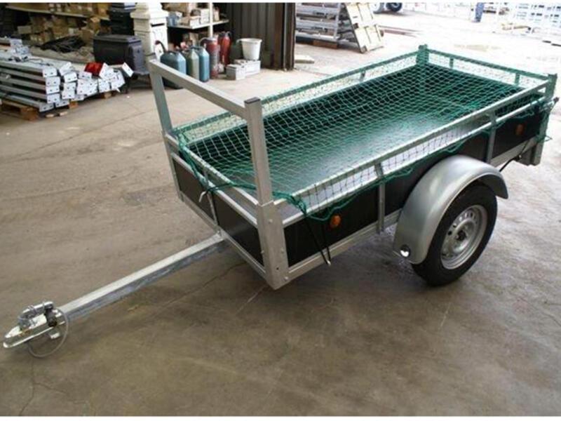 Aanhangwagennet 350x160 cm