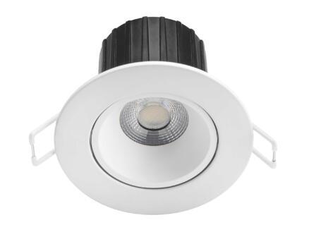 Philips Abrosa LED inbouwspot reflector 9W dimbaar wit
