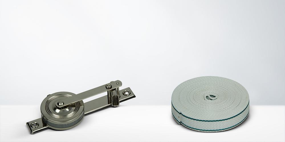 Accessoires volets roulants