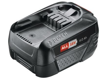 Bosch Accu 18V Li-Ion 4Ah
