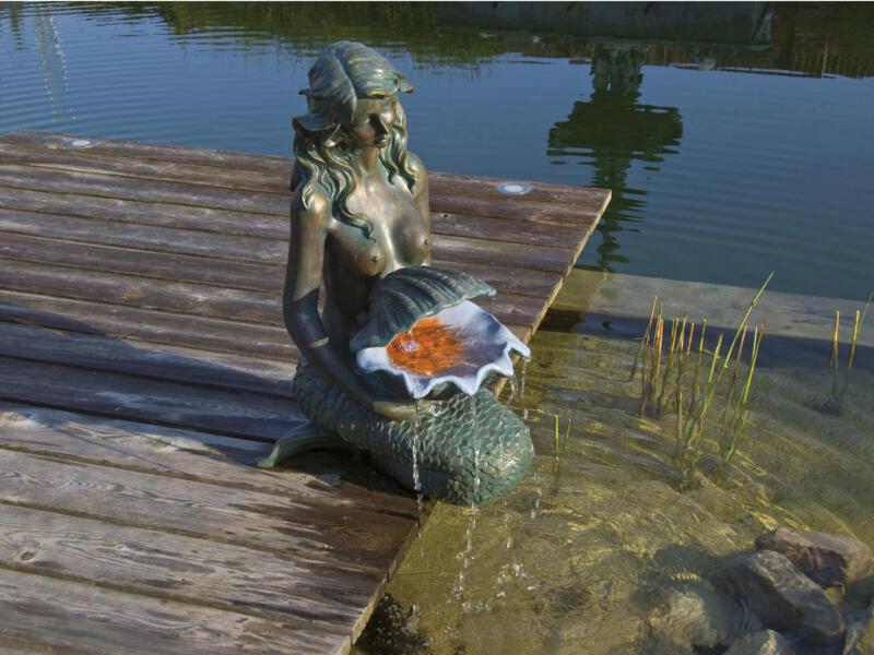 Ubbink Acqua Arte Oslo fontaine de jardin