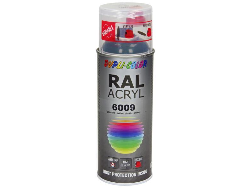 Dupli Color Acryl lakspray hoogglans 0,4l dennengroen