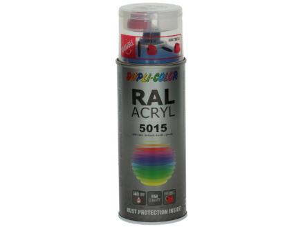 Dupli Color Acryl laque en spray brillant 0,4l bleu ciel