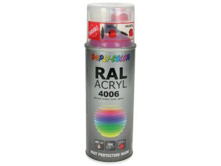 Dupli Color Acryl laque en spray brillant 0,4l pourpre signalisation