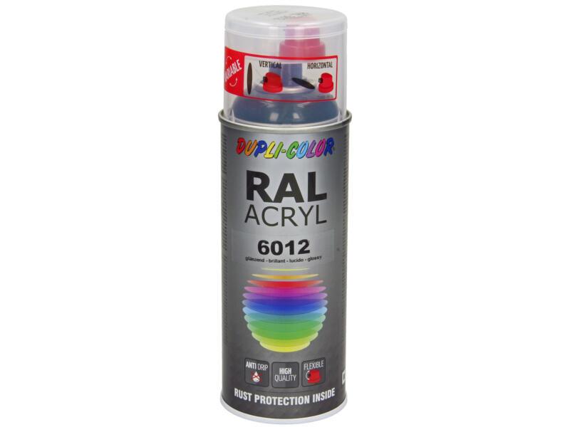 Dupli Color Acryl laque en spray brillant 0,4l vert noir