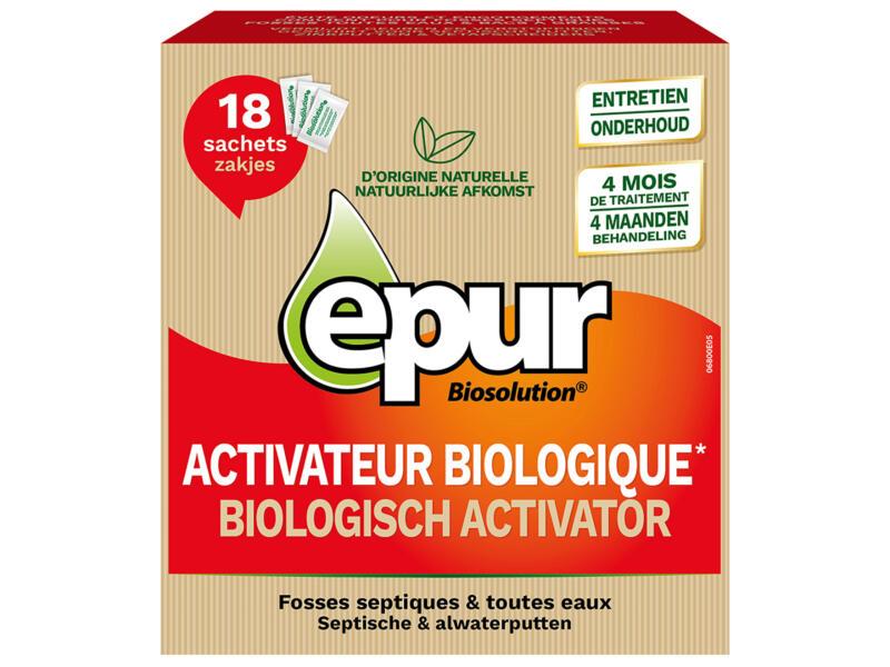 Epur Activateur biologique 4 mois 450g