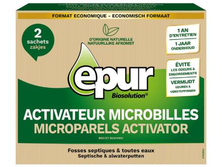 Epur Activateur microbilles 1 an 2x200 g
