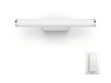 Philips Hue Adore applique murale LED 13W dimmable + télécommande blanc