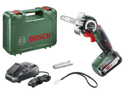 Bosch AdvancedCut accu microkettingzaag 18V Li-Ion