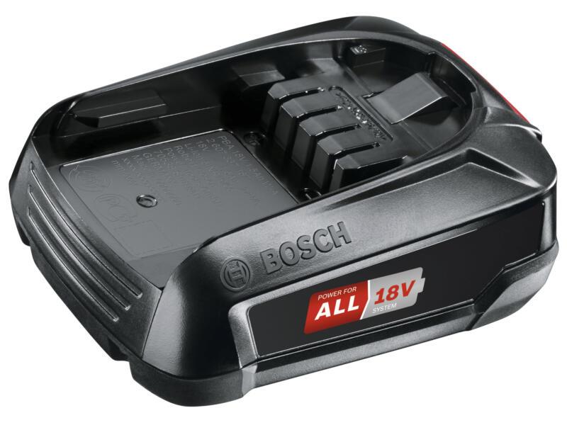Bosch AdvancedImpact 18 QuickSnap accu klopboormachine 18V Li-Ion 2 accu's + accessoire
