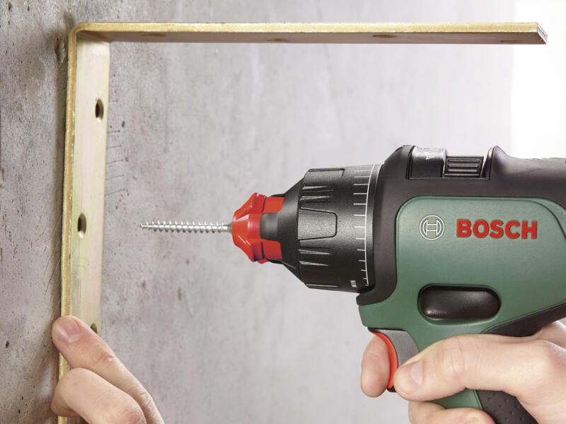 Bosch AdvancedImpact 18 accu klopboorschroefmachine 18V + 2 accu's en accessoires
