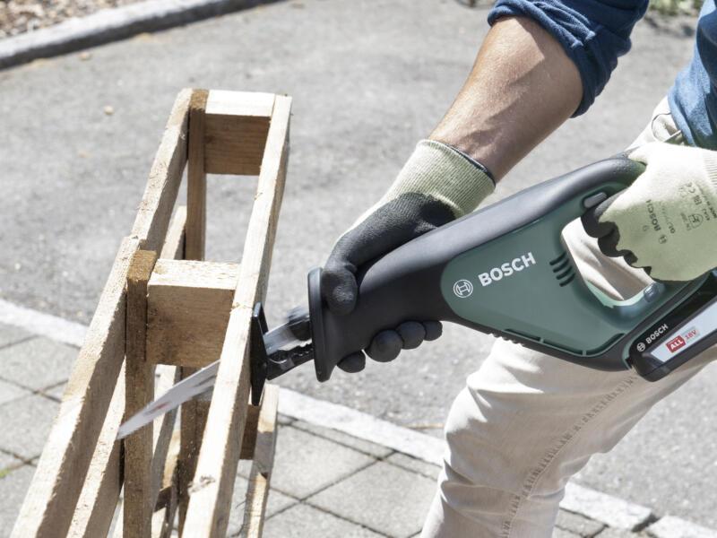Bosch AdvancedRecip 18 accu reciprozaag 18V Li-Ion zonder accu
